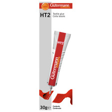 Original Gutermann HT2 Fabric Glue with New and Improved Formula