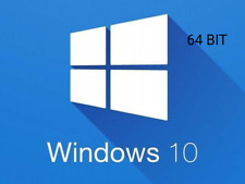Windows 10 Home Professional Pro 64-bit Install Recovery Upgrade ISO Download *