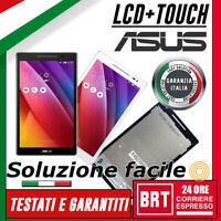 DISPLAY LCD+TOUCH SCREEN Asus Zenpad 8.0 Z380 Z380KL P024 VETRO SCHERMO MONITOR!