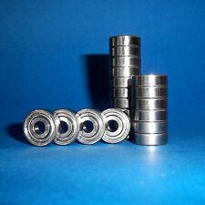 50 Kugellager 625 ZZ / 5 x 16 x 5 mm