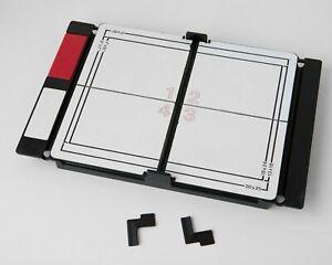 Jobo Varioformat 8x10 Darkroom Enlarging Printing Multi-Print Easel