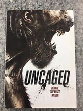 Uncaged USED VERY GOOD DVD