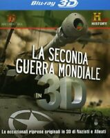 La Seconda Guerra Mondiale In 3D (BluRay 3D) Nuovo
