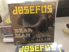 Josefus Dead Man Vinyl LP Record! 13th Floor Elevators meets Black Sabbath! NEW!
