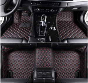 car mats For BMW 3 Series 318i 320i 323i 325i 328i 340i 4 door Car Floor Mats