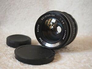 Super Weistar-DM 35mm f/2,8 M42 Lens