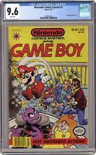 Nintendo Comics System #1 CGC 9.6 1991 1482235024