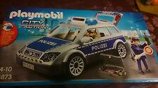 Playmobil 6873 Polizei-Einsatzwagen NEU OVP Günstig