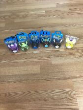 Burger King Furby 2005 Lot Of 6 New In Package