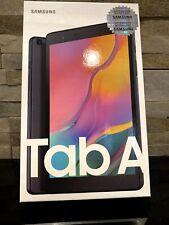 "Samsung 8.0"" Galaxy Tab A SM-T290 (2019) Wi-Fi Tablet 32GB Storage Black New"