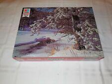 Milton Bradley Puzzle Grand Series 2500 pieces 1978. Central Idaho