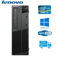 Lenovo Think Center M92P SFF,Core i5,3470@3.2GHZ 8GB RAM 1TB HDD, Win 10 Pro PC