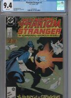 Phantom Stranger Mini Series #1-4 (DC Comics, 1987) - Complete cgc 9.4 new case