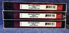The Silent Service History Channel 3 VHS Tape Set NEW