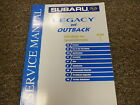 2004 Subaru Legacy & Outback Section 1 General Info Shop Service Repair Manual