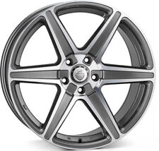 "20"" CADES THOR ALLOY WHEELS TO FIT MERCEDES ML GL R CLASS GLC GUNMETAL POLISHED"