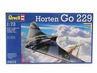 Revell 04312 - 1/72 Horten Go 229 - Neu