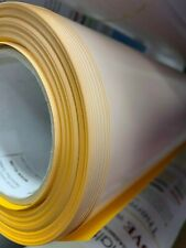 "15"" Med Yellow 90ft Specialty Materials Thermoflex TURBO Heat Transfer Vinyl"