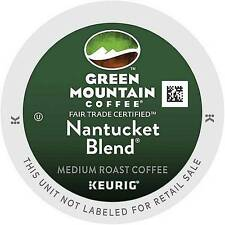 384 Green Mountain Coffee® Nantucket Blend® Coffee K-Cup® Pods 384 K-cups Fresh!