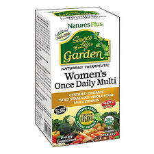 Nature's Plus Source of Life Garden Women's Once Daily Multi 30 Vegan Tablets