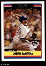 2006 Topps Update #246 Johan Santana - All-Star Twins 8 - NM/MT