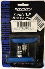 Ritchey pattini freno freni Logic LP Brake Pads extreme conditions V-Brake blue
