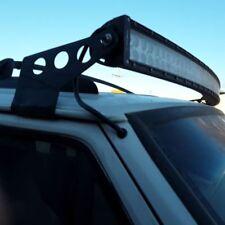 "Jeep Cherokee XJ MJ 84-01, 52"" CURVED LED Light Bar Mounting Bracket Kit"