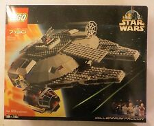 LEGO Star Wars 7190 Millennium Falcon (2000) NEW Sealed FREE Shipping! NIB MIB