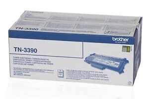 Neu Brother TN3390 TN-3390 Toner schwarz CC