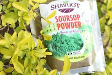 Soursop Powder 4.2oz Graviola Annona muricata -100% natural 1.4oz bag X 3