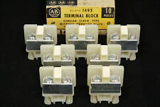 Allen Bradley 1492-CE2 Terminal Block Tubular Screw Series A 195A 600V Lot of 7