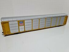 HO SCALE- NEW WALTHERS - UNION PACIFIC TRI-LEVEL AUTO RACK CAR - ITEM# 932-4878