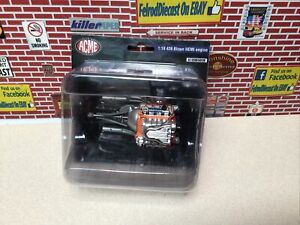 1/18 Hwy 61 426 Blown Hemi Engine AWB SuperCars Collectibles A180653E Sold Out