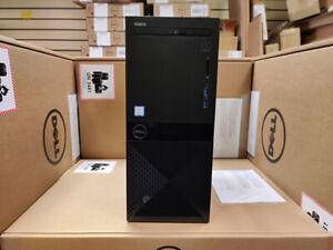 Dell PC Vostro 3670 Intel® Core™ i3-9100 8GB RAM 1TB HD Win10 Professional WIFI