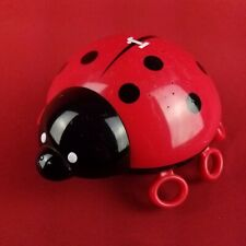Kaison Ladybug Galaxy Beetle Star Night Light Projection Lamp Moon Touch Sensor