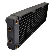 XSPC EX360 Multiport Triple 120mm Fan Water Cooling 360mm Radiator Black