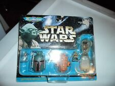 STAR WARS MICRO MACHINES MINIATURE FIGURE HEADS COLLECTION 1