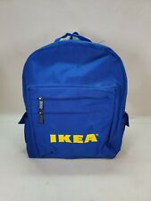 Rare IKEA Blue Backpack Promotional Swag good condition see pics.