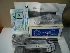 Ferrari 512 BB PHILLIPS Le Mans '81 1/43 Kit montaggio RARE Limited AMR by TRON
