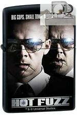 Zippo 0472 hot fuzz movie Lighter with PIPE INSERT PL