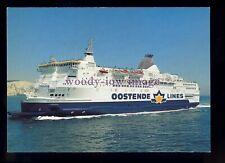 FE3082 - Oostende-Dover Ferry - Prins Filip , built 1991 - postcard
