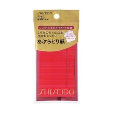 Made in JAPAN Shiseido Sebum & Oil Blotting Paper (90 sheets) - High Quality