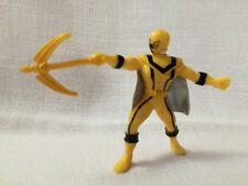 "Bandai 2005 Mystic Force Power Ranger, Yellow Ranger; 3.25"" w/Weapon, Sword"