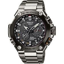 NEW Casio G-Shock MRGG1000D-1A MR-G GPS Atomic Solar Hybrid Titanium Watch