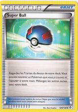 Super Ball -Noir&Blanc- Frontieres Franchies -129/149-Carte Pokemon Neuve France