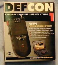 DEFCON Notebook Security System Alarm