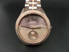 New Old Stock MICHEAL KORS Lauryn MK3757 Rose Gold Quartz Women Watch