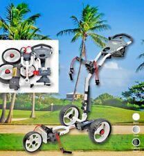 CHARIOT ELECTRIQUE GOLF TROLEM T.BAO New Design FREINAGE ELECTROMAGNETIQUE