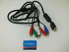 Component Cable for Sony Playstation PS2 & PS3