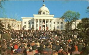 Montgomery,AL Alabama Scenic South Card Co. Chrome Postcard Vintage Post Card